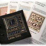 Sampler Book Finishing - Erica Michaels Designs