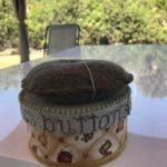 sweet sewing box by Erica Micheals Designs cross stitch