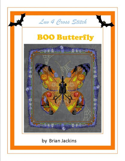 BOO Butterfly