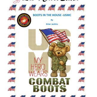USMC Military Cross Stitch Pattern