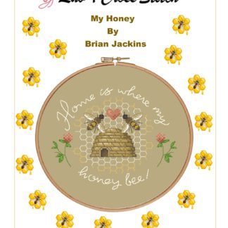 Honey Bee cross stitch