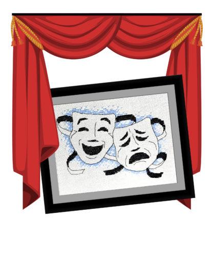 Drama Zone by Brian Jackins